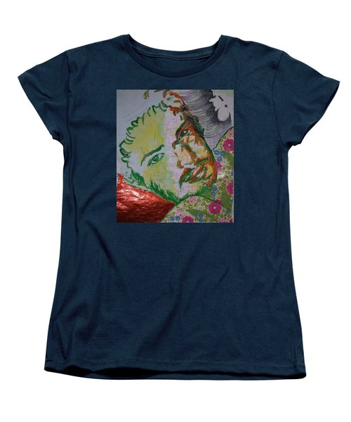 Mothering Max Women's T-Shirt (Standard Cut)