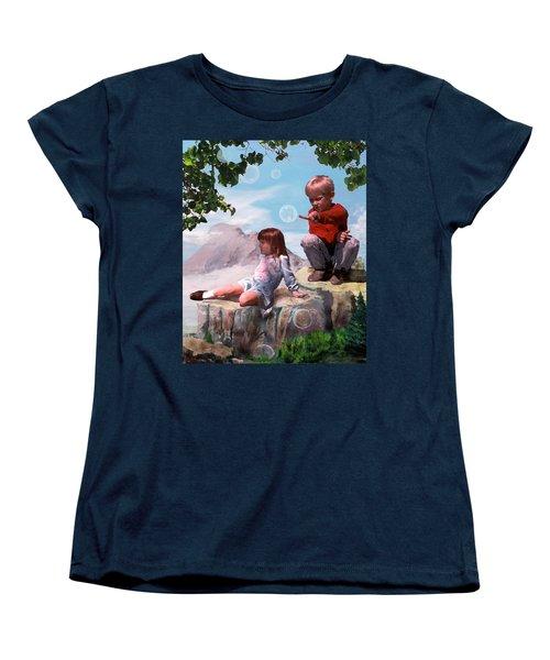 Mount Innocence Women's T-Shirt (Standard Cut)