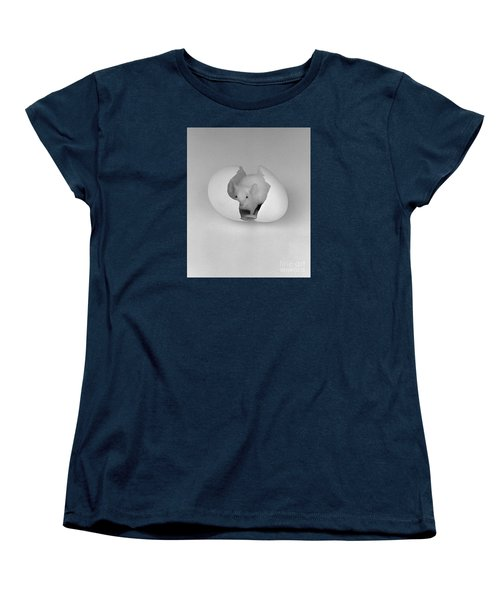 Mouse House Women's T-Shirt (Standard Cut) by Michael Swanson