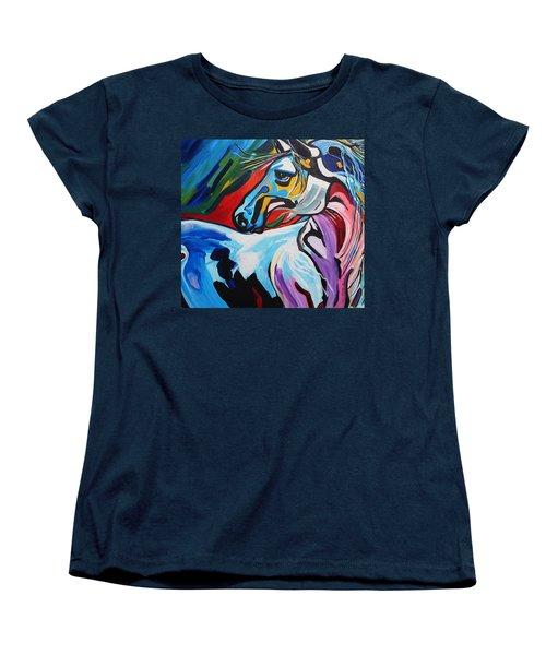 Mr Gorgeous Women's T-Shirt (Standard Cut) by Nora Shepley