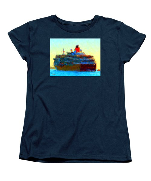 Ms. Queen Victoria Women's T-Shirt (Standard Cut)