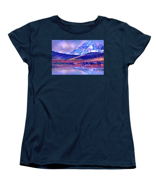 Mt. Stuart Women's T-Shirt (Standard Cut)