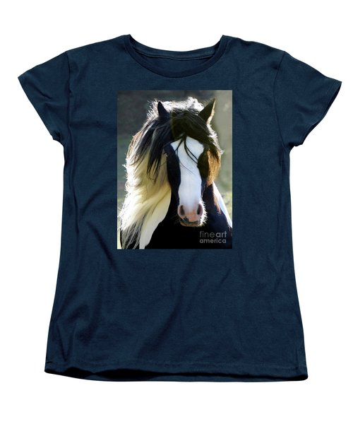 Murphy Women's T-Shirt (Standard Cut) by Melinda Hughes-Berland