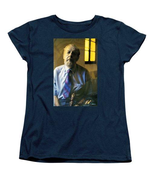 Women's T-Shirt (Standard Cut) featuring the photograph My Beautiful Friend by Lenore Senior