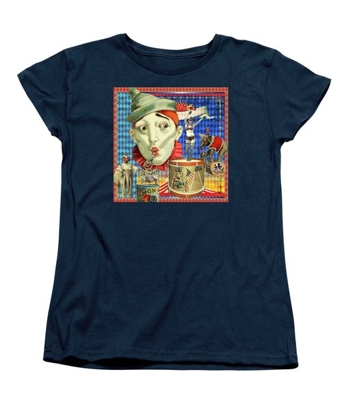 Women's T-Shirt (Standard Cut) featuring the photograph My Circus by Jeff Burgess