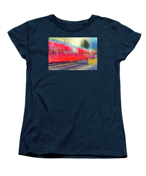 My City's Got A Trolley Women's T-Shirt (Standard Cut)
