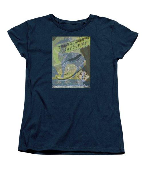 My Deer Shoe Women's T-Shirt (Standard Cut) by Nop Briex