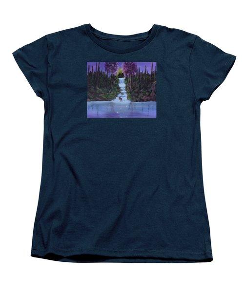 My Deerest Kingdom Women's T-Shirt (Standard Cut)