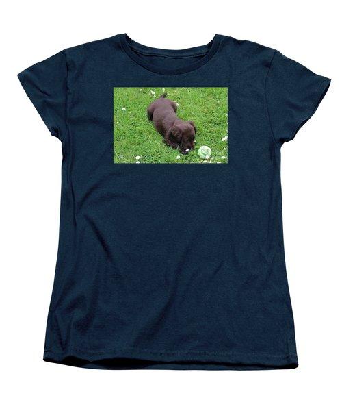 My First Time... Women's T-Shirt (Standard Cut)
