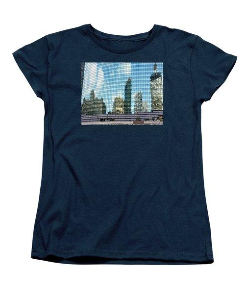 My Kind Of Town Women's T-Shirt (Standard Cut) by Sandy Molinaro