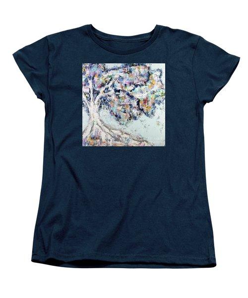 My Secret Hideout Women's T-Shirt (Standard Cut) by Kirsten Reed