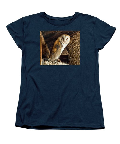 Napster Women's T-Shirt (Standard Cut) by Scott Warner