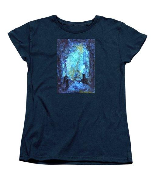 Nativity Women's T-Shirt (Standard Cut)