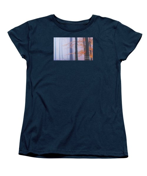 Natural Bliss Women's T-Shirt (Standard Cut) by Rima Biswas