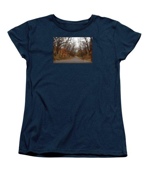 Nature Trail 3 Women's T-Shirt (Standard Cut)