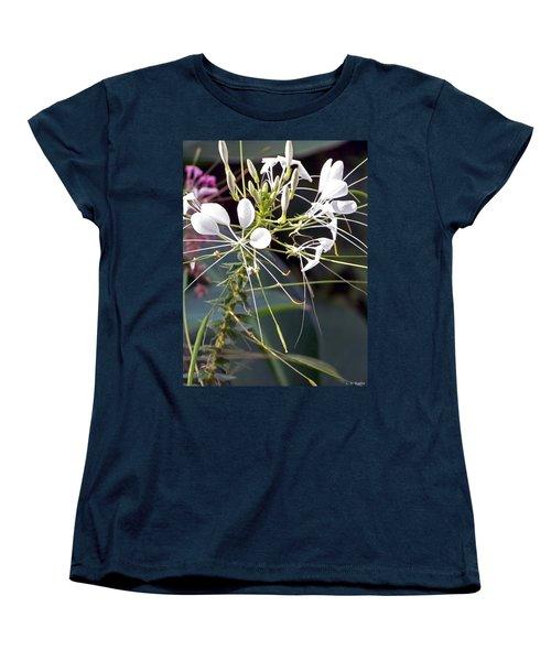 Nature's Design Women's T-Shirt (Standard Cut) by Lauren Radke