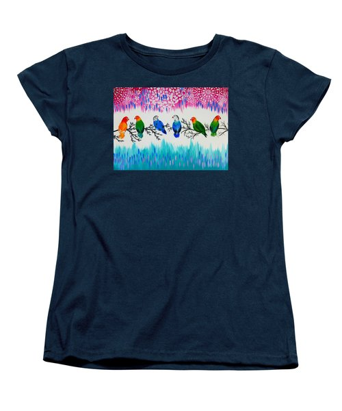 Nature's Jewels Women's T-Shirt (Standard Cut) by Cathy Jacobs