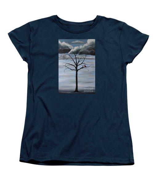 Nature's Power Women's T-Shirt (Standard Cut) by Stacey Zimmerman