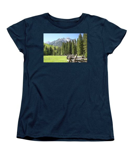 Nature's Song Women's T-Shirt (Standard Cut) by Eric Glaser