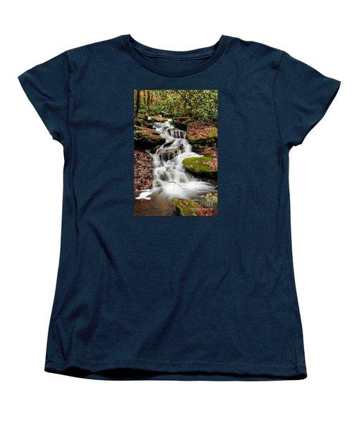 Natures Surprise Women's T-Shirt (Standard Cut) by Debbie Green