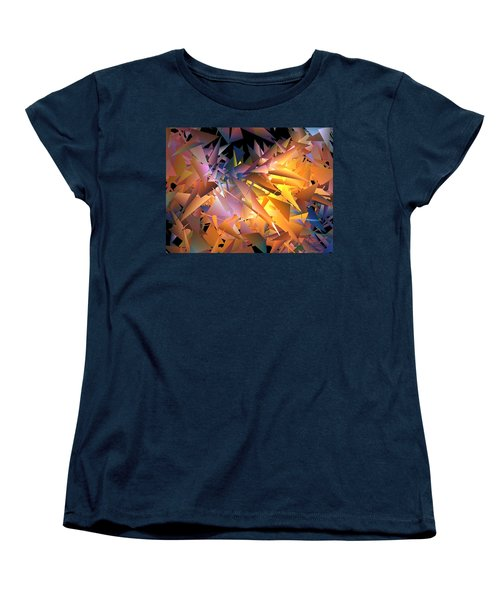 Nearing Women's T-Shirt (Standard Cut) by Ludwig Keck