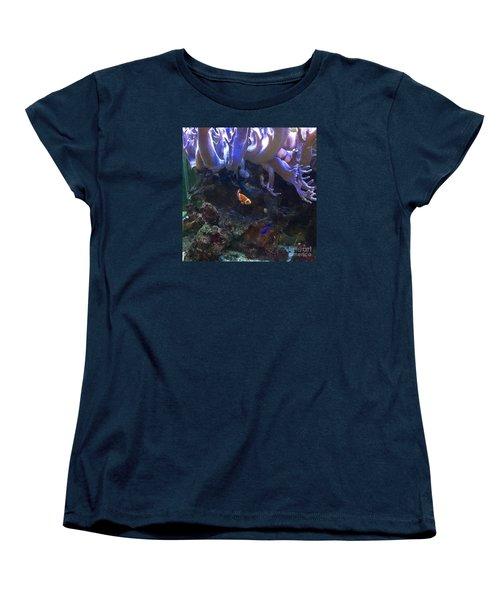 Nemo Look Alike Women's T-Shirt (Standard Cut) by Patricia E Sundik