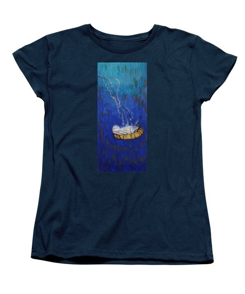 Nettle Jellyfish Women's T-Shirt (Standard Cut)
