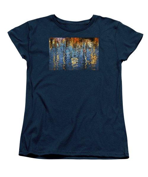 New Bedford Waterfront No. 5 Women's T-Shirt (Standard Cut) by David Gordon