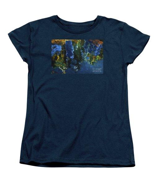 New Bedford Waterfront IIi Women's T-Shirt (Standard Cut) by David Gordon