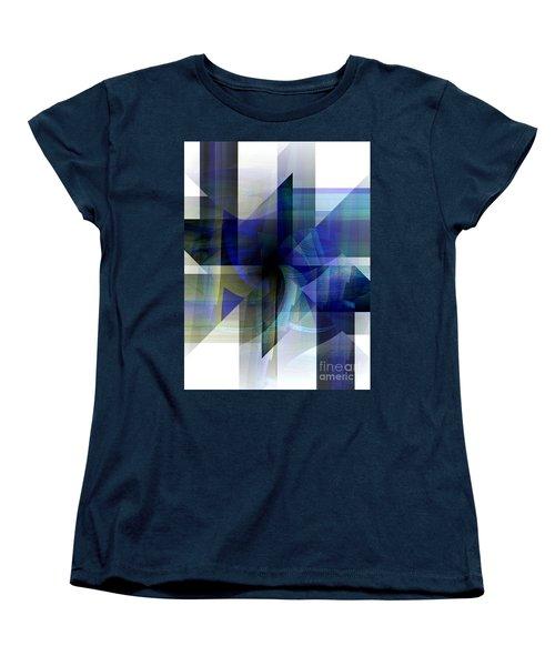 Transparency Women's T-Shirt (Standard Cut) by Thibault Toussaint