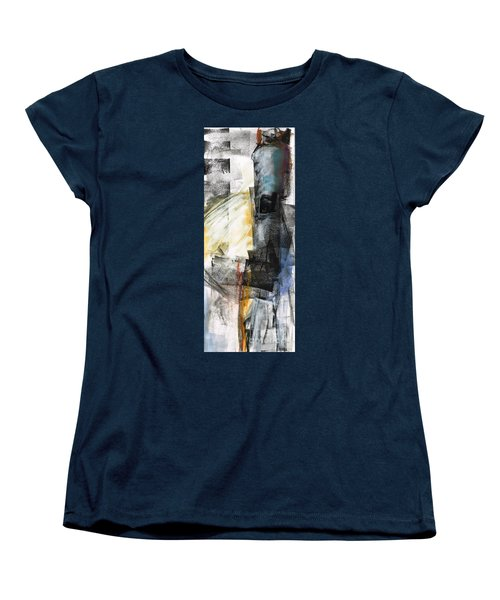 New Mexico Horse Art Women's T-Shirt (Standard Cut) by Frances Marino