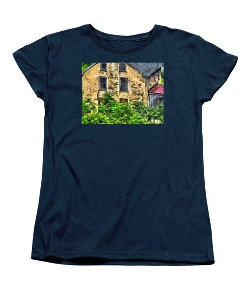 Niccolo Women's T-Shirt (Standard Cut) by Trish Tritz