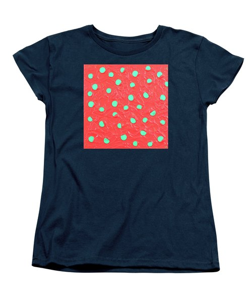 Nickels And Dimes Women's T-Shirt (Standard Cut) by Thomas Blood
