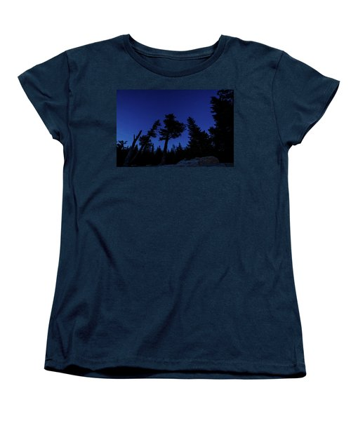 Night Giants Women's T-Shirt (Standard Cut)