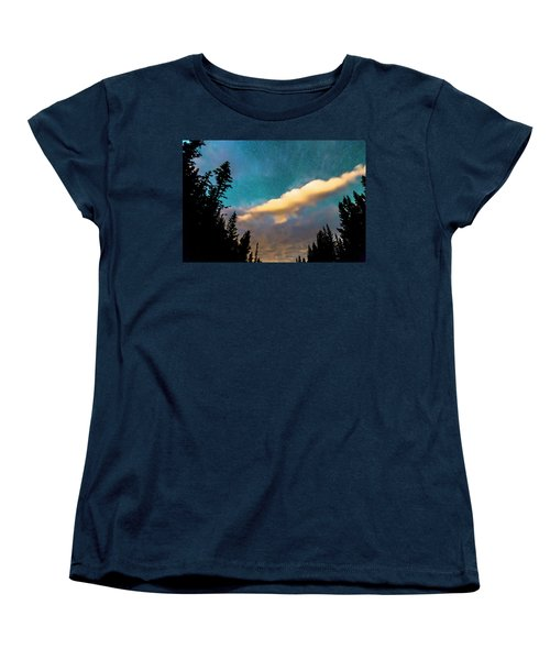 Women's T-Shirt (Standard Cut) featuring the photograph Night Moves by James BO Insogna