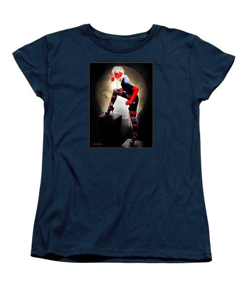 Night Of The Avenger Women's T-Shirt (Standard Cut)