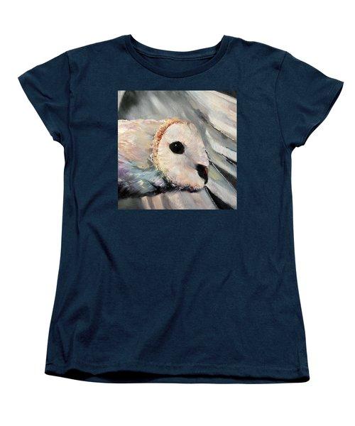 Night Owl Women's T-Shirt (Standard Cut)