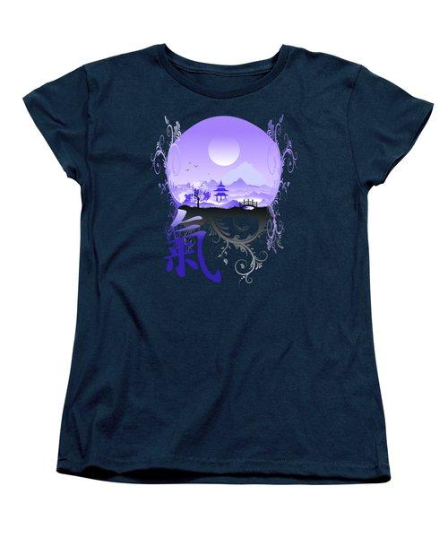 Night Qi Women's T-Shirt (Standard Cut)