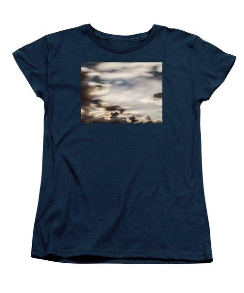 Women's T-Shirt (Standard Cut) featuring the photograph Night Sky 2 by Leland D Howard
