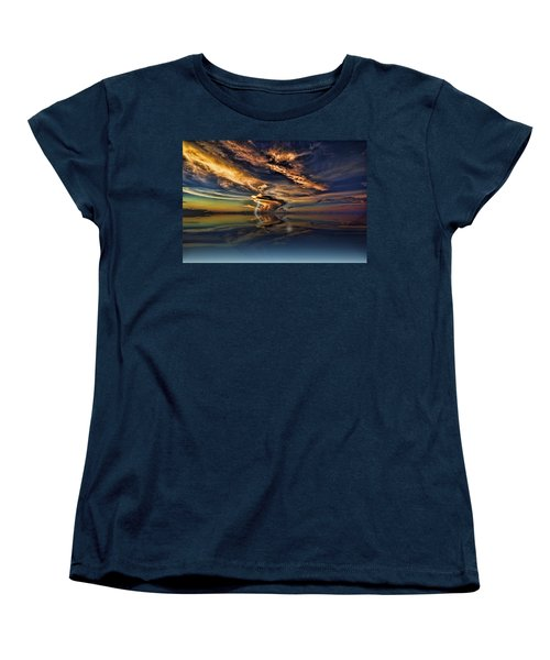 Nightcliff Pop Women's T-Shirt (Standard Cut) by Douglas Barnard