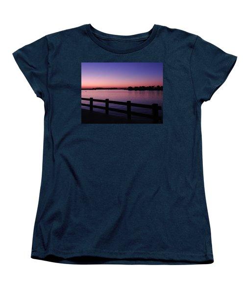 Night's Calling Women's T-Shirt (Standard Cut) by Allen Beilschmidt