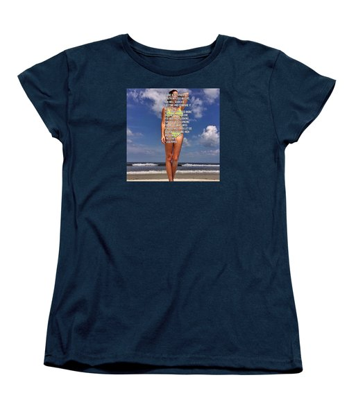 Women's T-Shirt (Standard Cut) featuring the photograph No Other by Lisa Piper