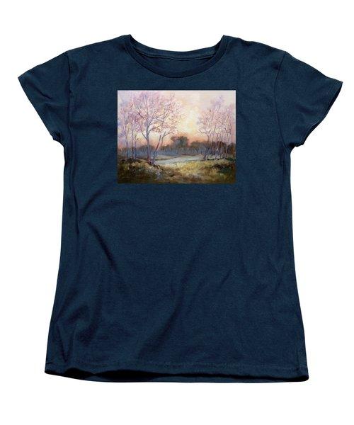 Nocturnal Landscape Women's T-Shirt (Standard Cut)