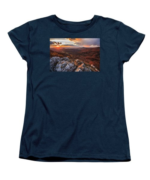 Women's T-Shirt (Standard Cut) featuring the photograph Northern Territory by Davorin Mance
