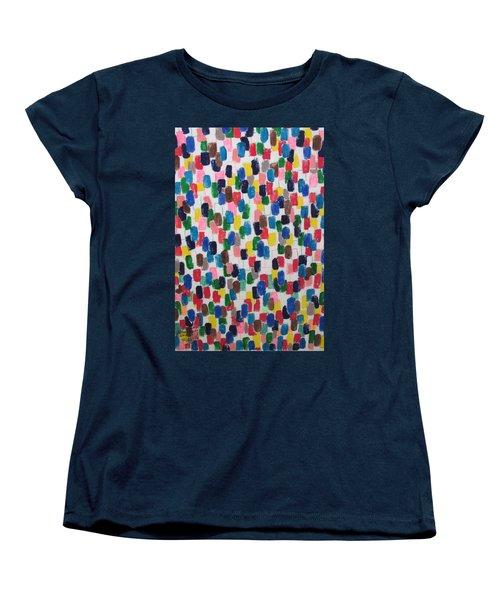 Northwood Way - Artwork On T-shirt Women's T-Shirt (Standard Cut) by Mudiama Kammoh