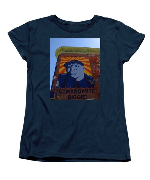 Notorious B.i.g. I I Women's T-Shirt (Standard Cut) by  Newwwman