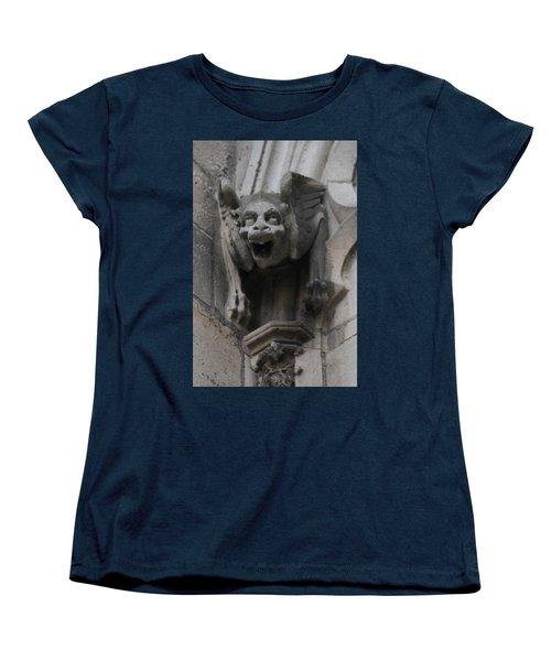 Notre Dame 1 Women's T-Shirt (Standard Cut) by Christopher Kirby