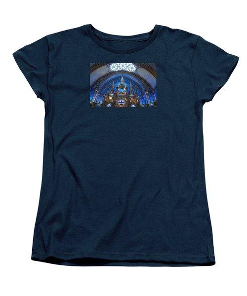 Notre Dame Basilica Women's T-Shirt (Standard Cut)