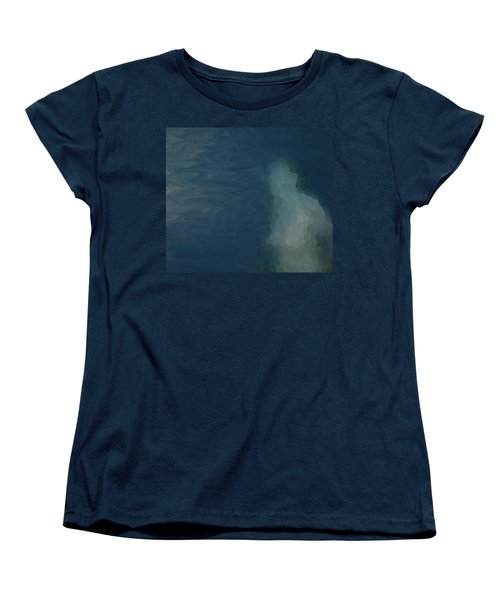 Nude Impression 18-3 Women's T-Shirt (Standard Cut) by Lenore Senior