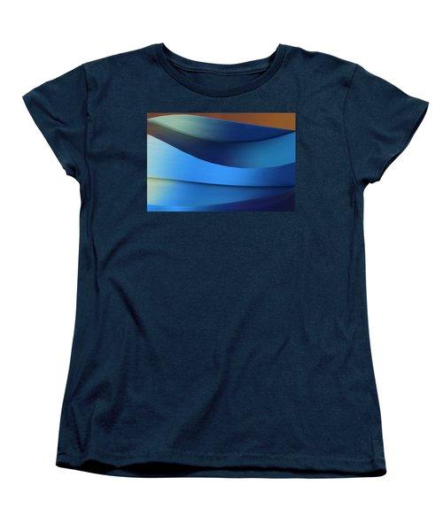 Women's T-Shirt (Standard Cut) featuring the photograph Ocean Breeze by Paul Wear